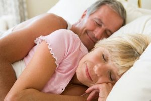 Health benefits of a good night sleep