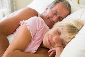 Health benefits of a good night sleep