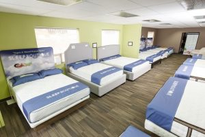 Sleep Boutique mattress showroom