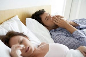 Suffer from seasonal allergies? How to get a better sleep.